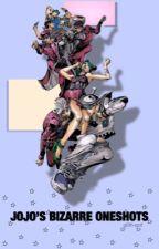 JOJO'S BIZARRE ONESHOTS by g0th-spit