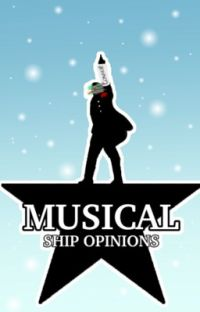 I Rate Musical Ships cover
