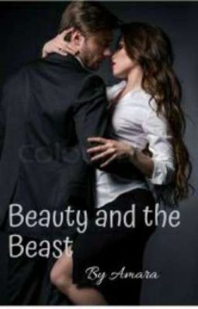 Beauty and the Beast by SweetAmara9819