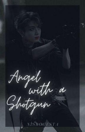angel with a shotgun by nisrocesta