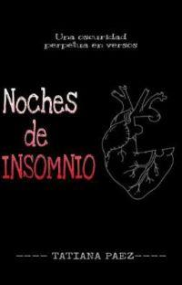 Noches de insomnio cover