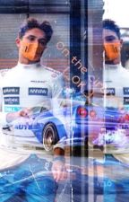 Lando Norris| on the circuit (Finished) by ONCKIND