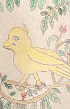 Yolanda the yellow bird  by nicoleta779