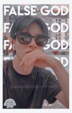 False God ━ Percabeth AU by annabethslovespercy