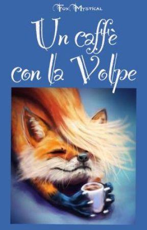 Un caffè con la Volpe by Foxmystical75