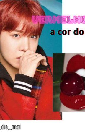 Vermelho A Cor Do Fogo °××Jung Hoseok××° by Kyabo_do_mal