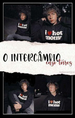 O intercâmbio ➳ Enzo Torres (pausada) by sra_todoroki_