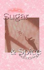 Sugar & Spice » ot4  by crazedcliffo
