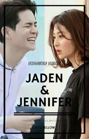 JADEN & JENNIFER • Yoshinori Yunjin by lovyuyellow_