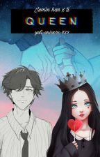 Queen (Jumin Han y tú) de yuli-univers-732
