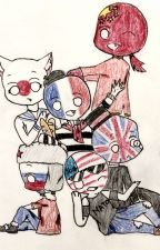 Countryhumans Oneshots by Crystalrosz