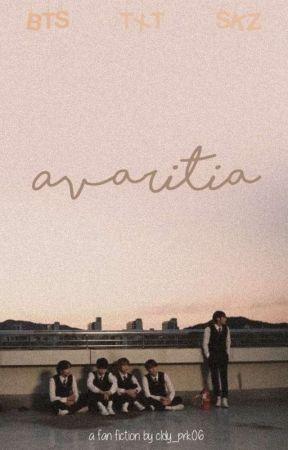 AVARITIA • BTS TXT SKZ(00L) by cldy_prk06