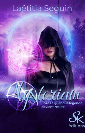 La Prophétie oubliée, Tome 2 : Crépuscule by Ashes-GIRL