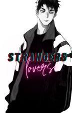 Strangers Lovers [Ushijima Wakatoshi x Reader] by kitsunekx