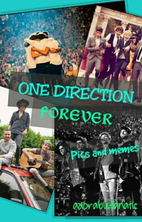 ONE DIRECTION forever pics and memes by adorablefanatic