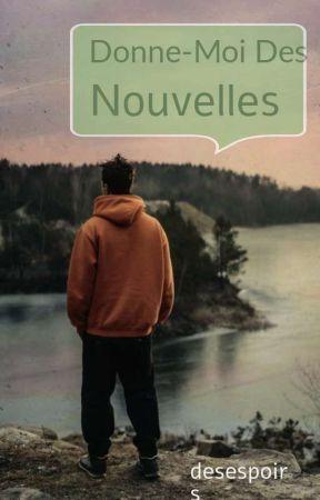 Donne-Moi Des Nouvelles   SMS [BxB] by Etoile_du_Soir