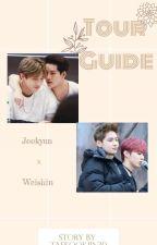 Tour guide (Jookyun x Weishin) ✔✔ by taekookjin30