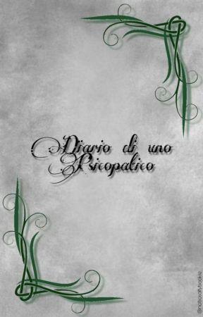 Diario di uno Psicopatico by Luca999c