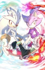 Sonic's Arabian Nights (A Silvaze Story) by CuteTails
