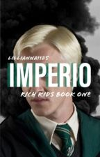 IMPERIO // Draco Malfoy X Reader  by Lillianna1125