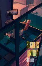 Secrets untold (UkaTake) by _Llios_