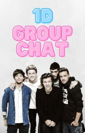 Let's Chat || One Direction Group Chat by hazzadazzle