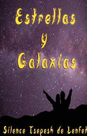 Estrellas y galaxias by Silence100