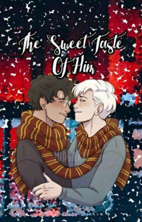 Sweet Taste Of Him // Drarry Oneshot (+18) by _Wannabeyou_