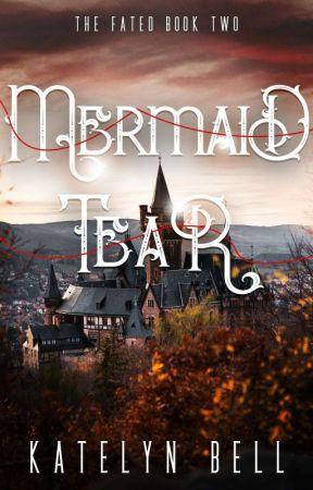 Mermaid Tear by UnboundWings