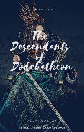 The Descendants of Dodekatheons  by thefae_girl