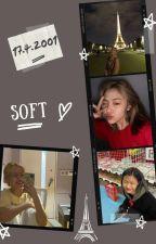 Soft [Ryujin X Male Reader] by ryusnee