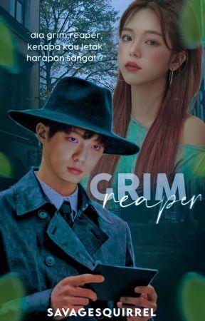 Grim Reaper - Choi Soobin. by savagesquirrel
