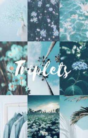 Triplets || The Boyz by youisprincess
