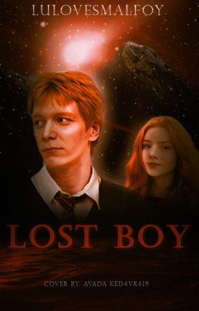 LOST BOY| Fred Weasley I y II by lulovesmalfoy