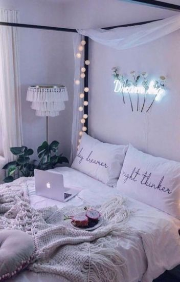 Bedroom Ideas Aesthetics Alex Wattpad