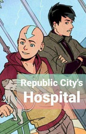 Republic City's Hospital [Zukaang] by Pommerose25161
