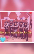 No One Needs To Know ( The Boys. Fanfiction by Annie-Belly-storys