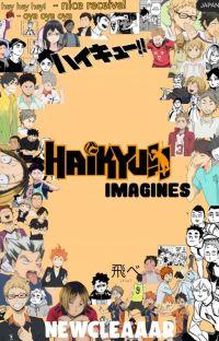 Haikyuu Imagines cover