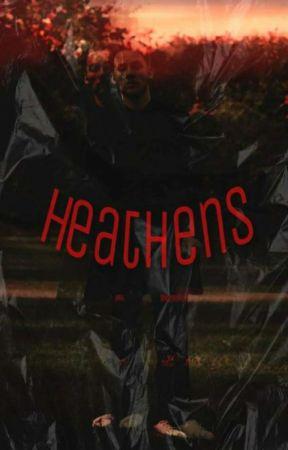 heathens[{modern peaky blinders}] by psychograyxo
