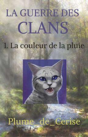 La Guerre des Clans ~ Tome 1 : Le murmure du vent by Plume_de_Cerise