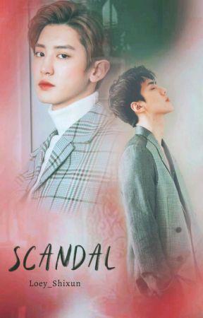 SKANDAL [END]✔PROSES PEMBUKUAN by Loey_shixun