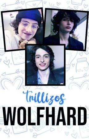 Trillizos Wolfhard  {F. W. y tú} // Terminada by karencestlavie