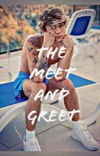 The Meet and Greet~Jaden Hossler (On Hold Atm) by -NHORANSWIFE