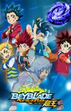 Beyblade Burst: Shasa's Journey by Dablitfam23