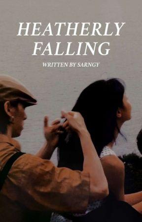 Heatherly Falling by Sarngy