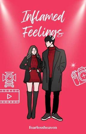 Inflamed Feelings (Amor Joven Series #3) by fearlessheaven