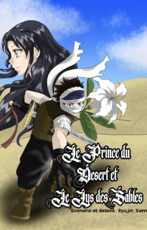 Le Prince du Désert et le Lys des Sables by Ryujin_Sama21220