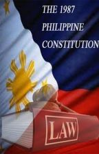 The Constitution of the Republic of the Philippines by marcjustin_