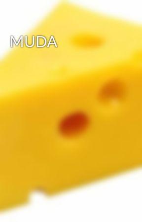 MUDA by anime42069