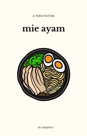 mie ayam  by 2002spicy
